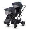 Silver Cross Coast Double Stroller in Flint