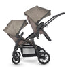 Silver Cross Coast Double Stroller in Tundra