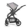 Silver Cross Coast Stroller in Limestone side view