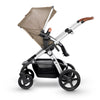 Silver Cross Wave Stroller in Linen Side View