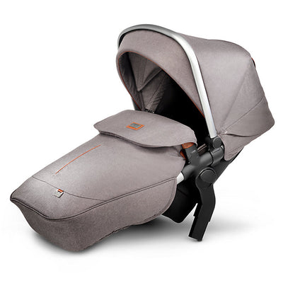 Silver Cross Wave Stroller Tandem Second Seat in Sable