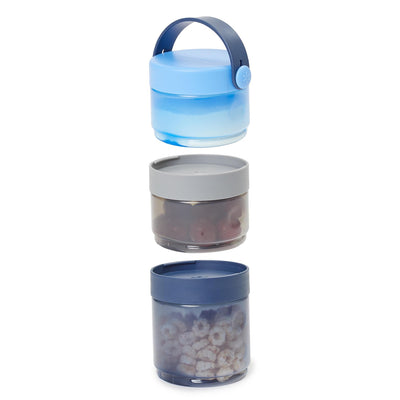 Skip Hop Go Envi Eco-Friendly Diaper Backpack food tower container