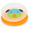 Skip Hop Zoo Smart Serve Non-Slip Plates in Dog