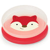 Skip Hop Zoo Smart Serve Non-Slip Plates in Fox