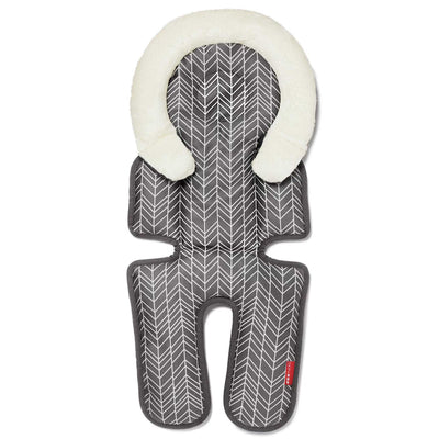 Skip Hop Stroll & Go Cool Touch Infant Support in Grey Feather