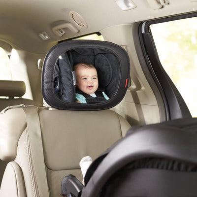 Skip Hop Style Driven Backseat Mirror in car