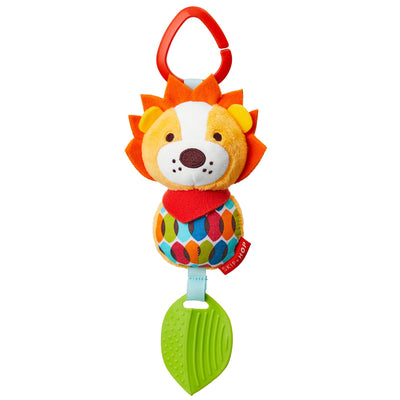Skip Hop Banana Buddies Chime & Teethe Toy in Lion