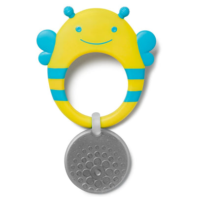 Skip Hop Explore & More Stay Cool Teether in Bee