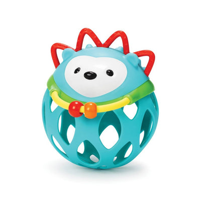 Skip Hop Explore & More Roll Around Hedgehog Rattle