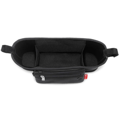 Skip Hop Grab & Go Stroller Organizer in Black top view