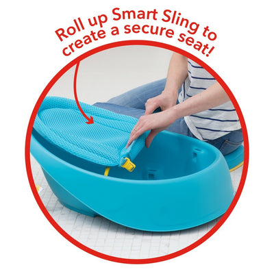 Skip Hop Moby Smart Sling™ 3-Stage Baby Tub - Little Folks NYC