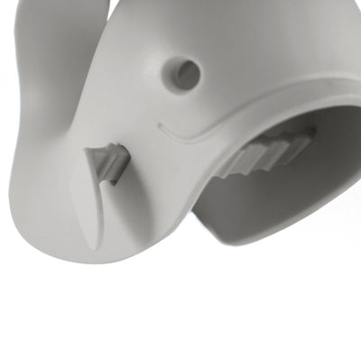 Skip Hop Moby Bath Spout Cover in Grey