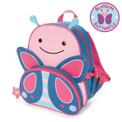 Skip Hop Zoo Pack Backpack in butterfly
