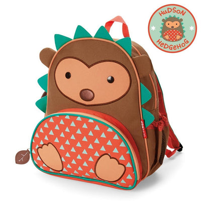Skip Hop Zoo Pack Backpack in hedgehog