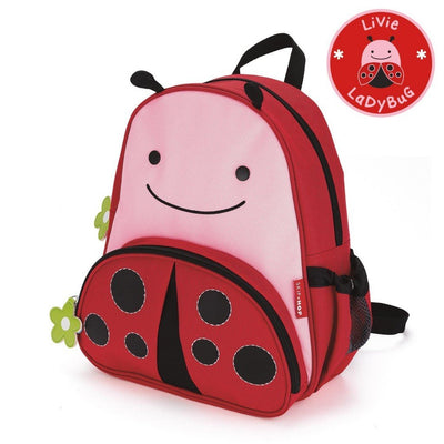 Skip Hop Zoo Pack Backpack in ladybug