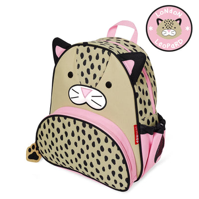 Skip Hop Zoo Pack Backpack in leopard
