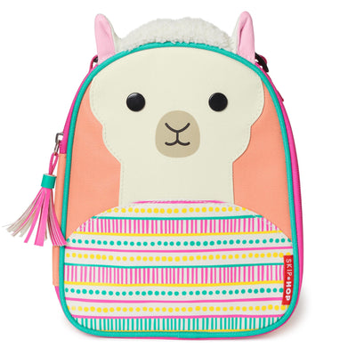 Skip Hop Zoo Lunchies Insulated Lunch Bag in Llama