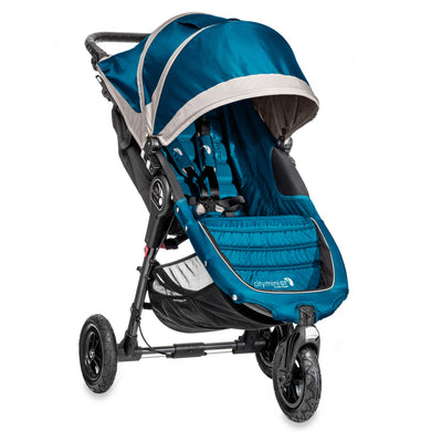 Baby Jogger City Mini® GT Stroller in Teal/Gray