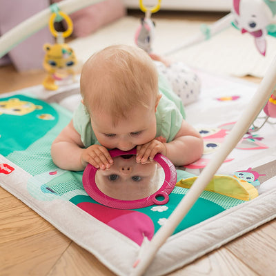 Baby playing with Tiny Love Tiny Princess Tales™ Gymini® Deluxe