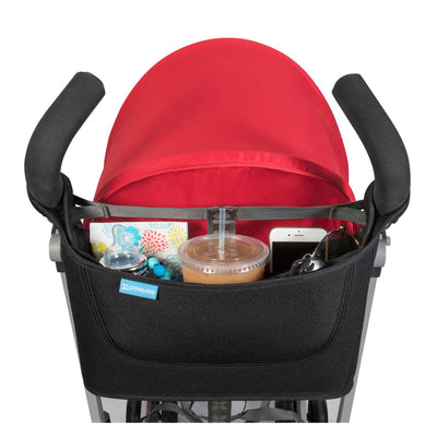 UPPAbaby Carry-All Parent Organizer on G-Lite Stroller