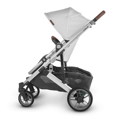UPPAbaby CRUZ V2 2020 Stroller in Bryce side view
