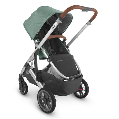 UPPAbaby CRUZ V2 2020 Stroller in Emmett with seat reversed