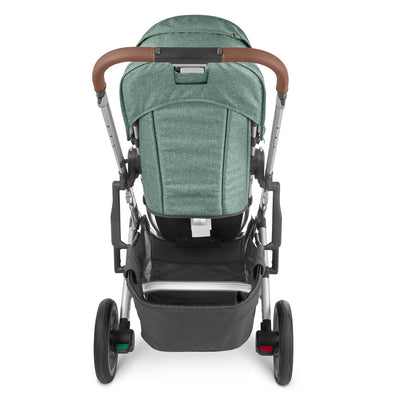 UPPAbaby CRUZ V2 2020 Stroller in Emmett back view
