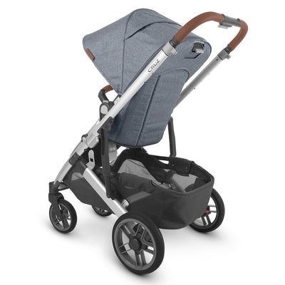 UPPAbaby CRUZ V2 2020 Stroller in Gregory side view