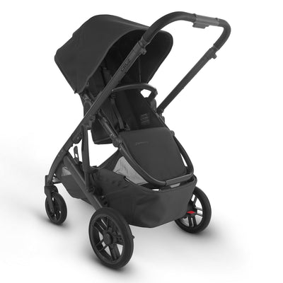UPPAbaby CRUZ V2 2020 Stroller in Jake with seat reversed