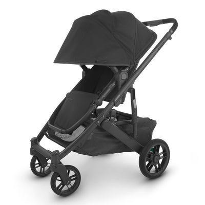 UPPAbaby CRUZ V2 2020 Stroller in Jake with canopy extended
