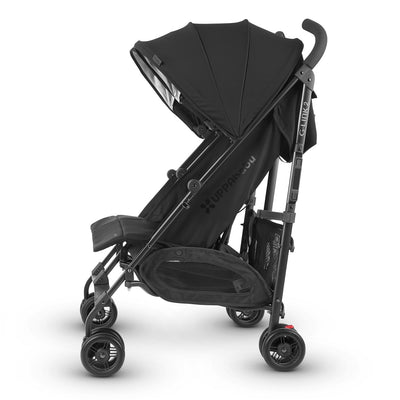 UPPAbaby G-LINK 2 Double Stroller in Jake side view