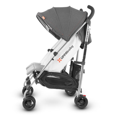 UPPAbaby G-LINK 2 Double Stroller side view