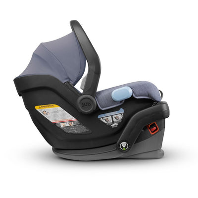 UPPAbaby MESA 2018 Infant Car Seat in Henry Side View