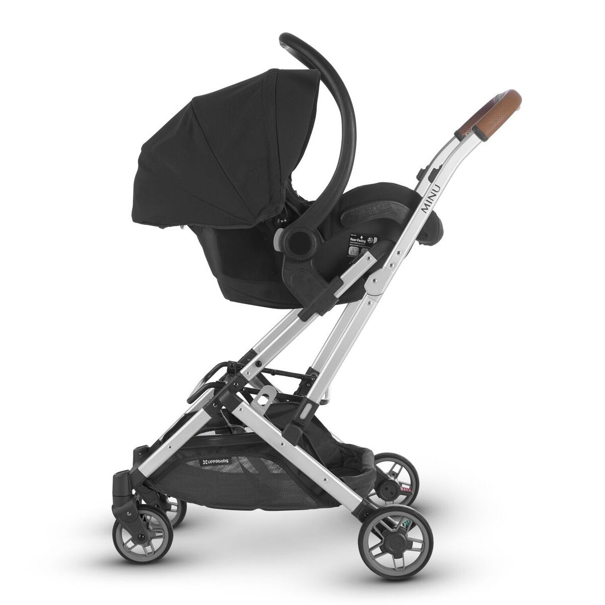 UPPAbaby MINU Adapter For Maxi Cosi Cybex Nuna Infant Car Seat