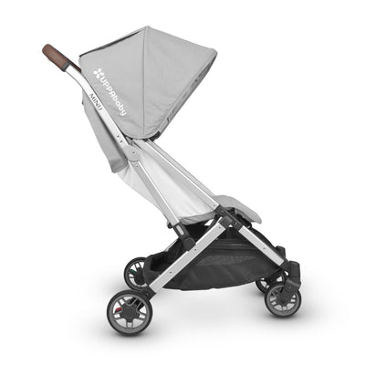 UPPAbaby MINU Stroller in Devin side view