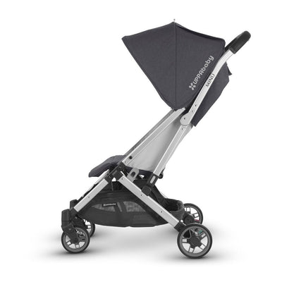 UPPAbaby MINU 2018 Stroller in Jordan side view