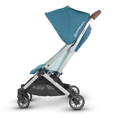 UPPAbaby MINU 2018 Stroller in Ryan side view