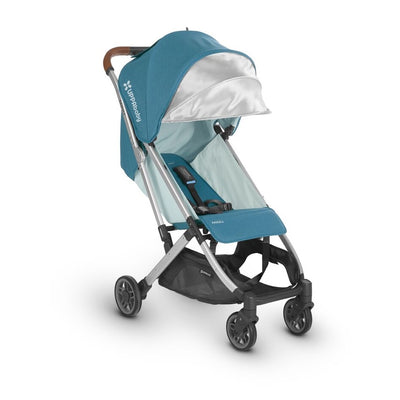 UPPAbaby MINU 2018 Stroller in Ryan with pop out shade