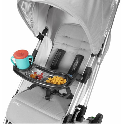 UPPAbaby MINU SnackTray with snacks