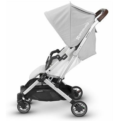 UPPAbaby MINU SnackTray folded down