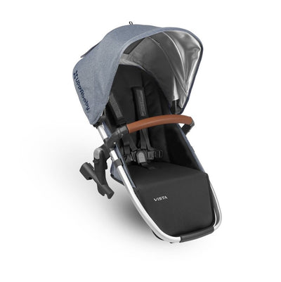 UPPAbaby VISTA 2018 RumbleSeat in Gregory