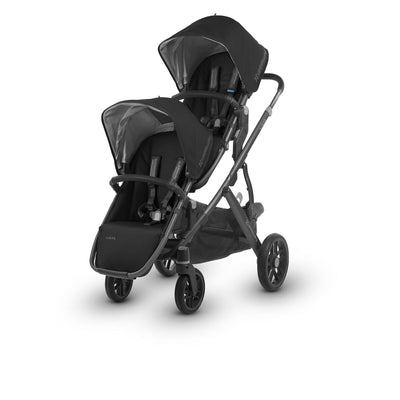 UPPAbaby VISTA 2018 RumbleSeat in Jake on Vista Double Stroller