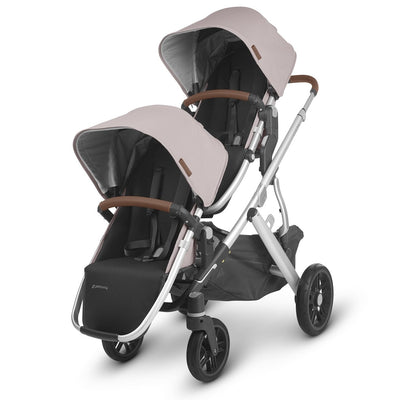 UPPAbaby VISTA V2 Stroller + RumbleSeat in Alice