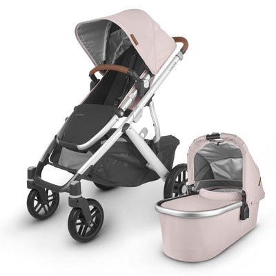 UPPAbaby 2020 VISTA V2 Stroller with Bassinet in Alice