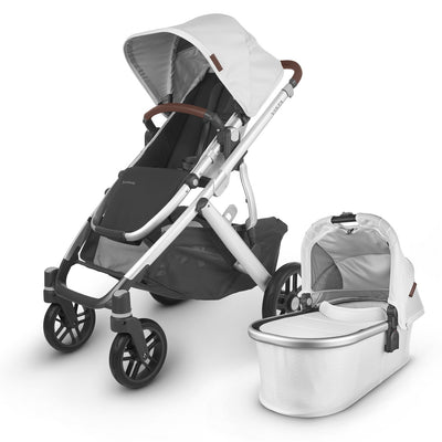 UPPAbaby 2020 VISTA V2 Stroller with Bassinet in Bryce