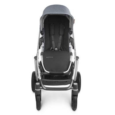 UPPAbaby VISTA V2 Stroller in Gregory front view