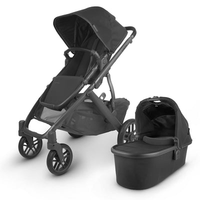UPPAbaby 2020 VISTA V2 Stroller with Bassinet in Jake