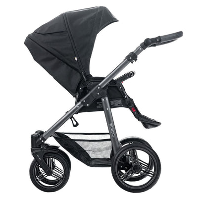 Venicci Carbo Lux 2 in 1 Stroller in Black