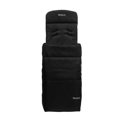 Venicci Gusto Foot muff in Black