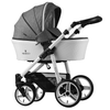Venicci Pure 2 in 1 Stroller in Denim Grey with Carrycot